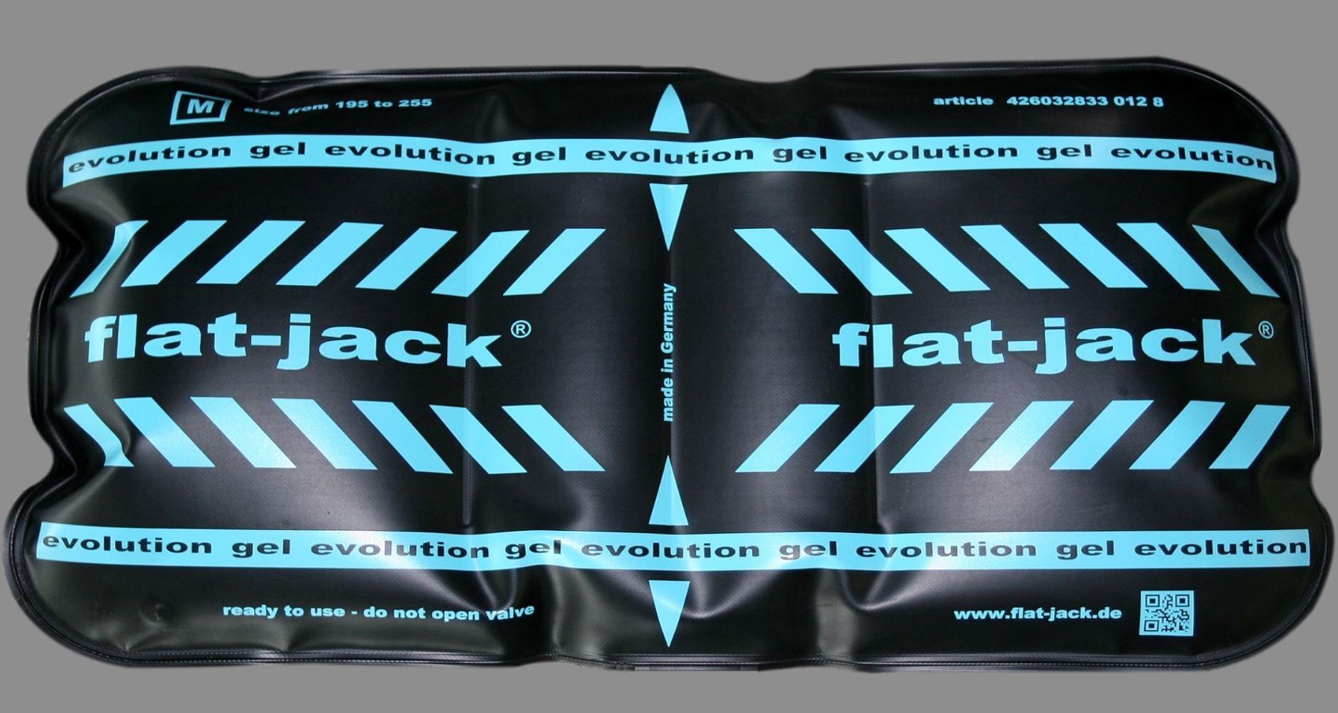 Reifenkissen evolution gel von Flat-Jack
