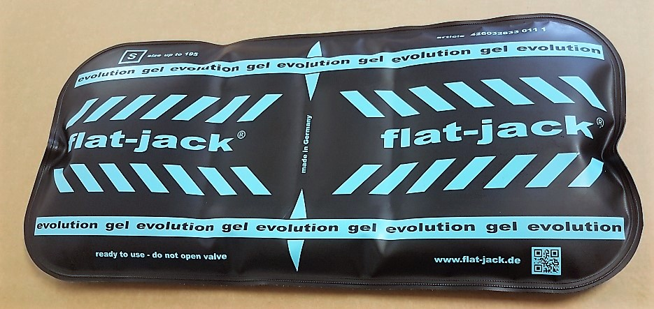 flat-jack® Reifen-Gelkissen evolution gel S